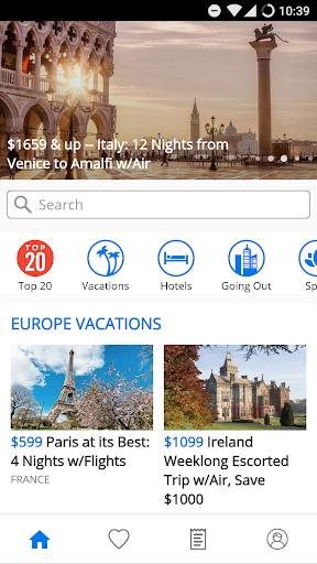 Travelzoo android2mod screenshots 1
