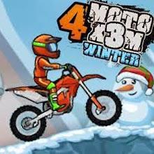 Moto X3M Winter - Kış APK
