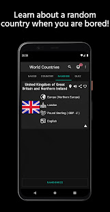 World Countries - Capital, Currency, Flag, Quiz
