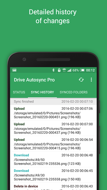 Autosync for Google Drive  poster 6