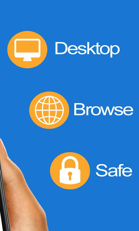 Desktop FullScreen Web Browserのおすすめ画像2