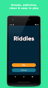 Riddles with answers - free game 1.0.9 screenshots 1