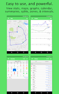 Walkmeter GPS Pedometer  For Pc – Free Download For Windows 7/8/10 And Mac 2