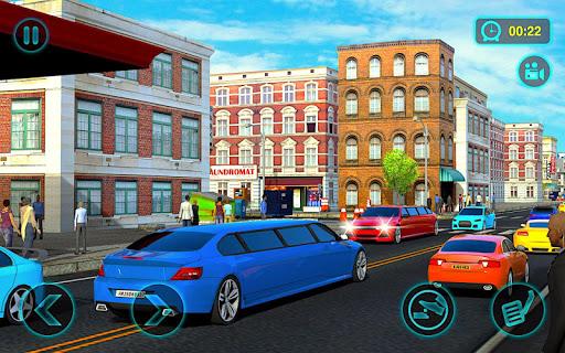 Luxury Limo Simulator 2020 : City Drive 3D 1.3 screenshots 1