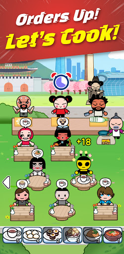 Let's Cook! Pucca : Food Truck World Tour apktreat screenshots 2