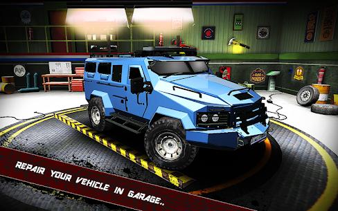 New Car Stunt Game 2021 : Jeep 4X4 Driving 7