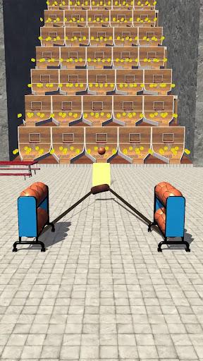 Slingshot Basketball! modavailable screenshots 8