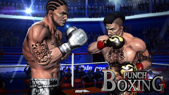 Punch Boxing 3D MOD APK (Unlimited Money) 1