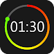 Timer Stopwatch App - With Sound, Intervals, Laps