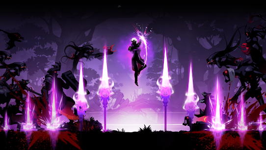 Shadow Knight Arena: Online Fighting Game Ücretsiz indir 3