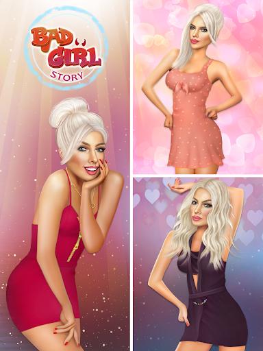 Bad Girl - Romantic Story Love Game 2.7-googleplay screenshots 4