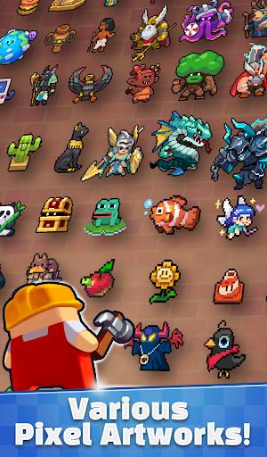 Super Retro World : Pixel Art Maker  screenshots 8