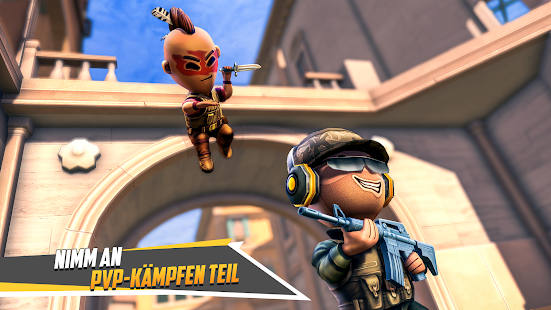 Trooper Shooter: FPS – kritischer Angriff Screenshot