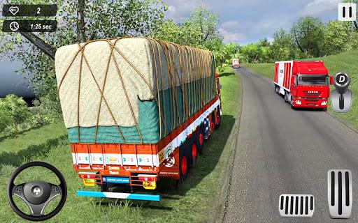 Indian Truck Offroad Cargo Drive Simulator 2  Screenshots 2
