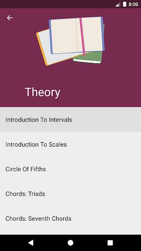 Perfect Ear - Music Theory, Ear & Rhythm Training 3.8.56 Screenshots 8