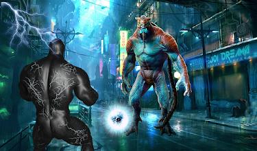 Alien Black Spider Gangster Vegas Crime SuperHero screenshot thumbnail