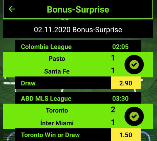 Multi Betting Tips  Screenshots 4
