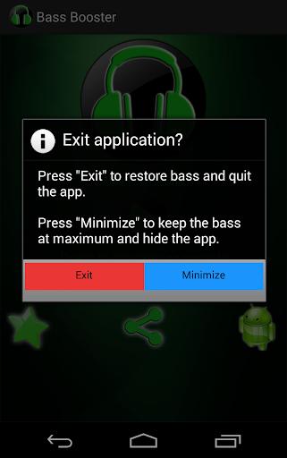Bass Booster  screenshots 15