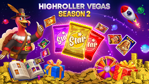 HighRoller Vegas - Free Slots Casino Games 2021 2.3.16 screenshots 1