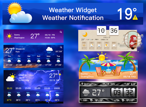 Weather - The Most Accurate Weather App 1.1.8 Screenshots 2
