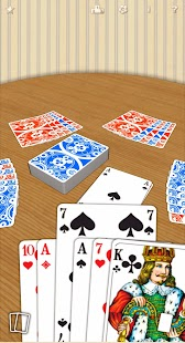 Crazy Eights free card game Screenshot