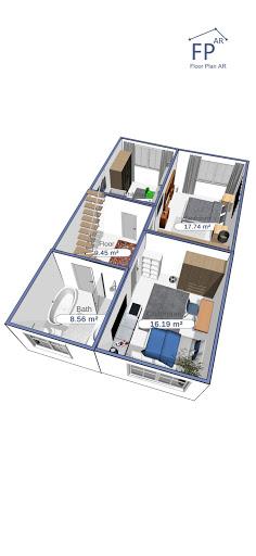 Floor Plan AR   Room Measurement 12.7 Screenshots 2