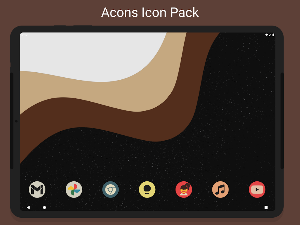 Acons - Icon Pack  poster 9