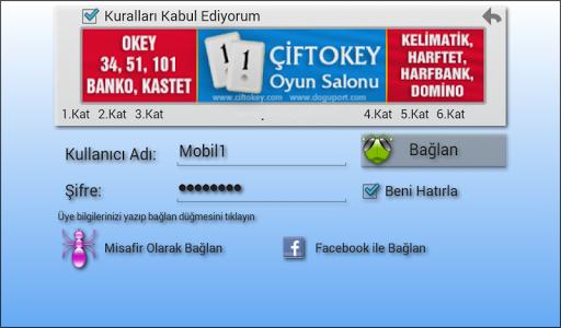 101 Okey Domino hakkarim.net 2.1.2 Screenshots 13