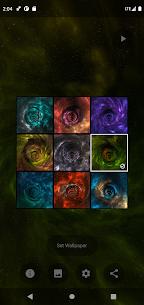 Wormhole 3D Live Wallpaper PRO Apk: Gyro + Gravity (Paid) 8
