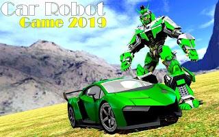 Car Robot Multi Transformation: Robot Strike