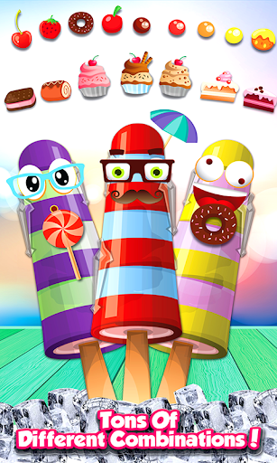 ice candy maker ice popsicle screenshot 3