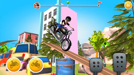 Cartoon Cycle Racing Game 3D screenshots 7