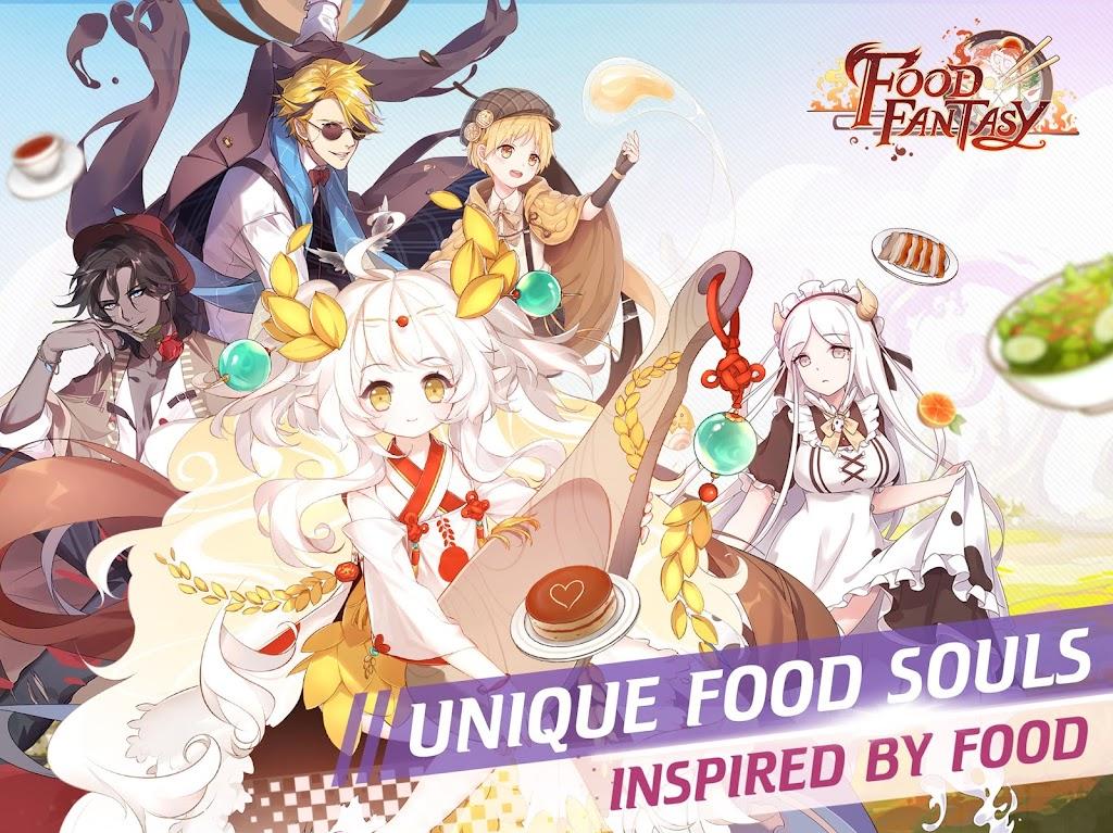 Food Fantasy poster 12