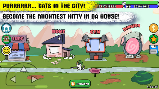 Cat Shooting War: Offline Mario Gunner TD Battles 1.58 screenshots 21