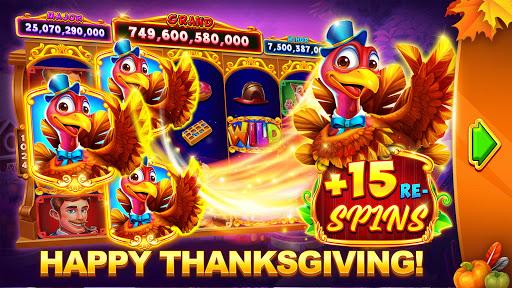Jackpot Fever – Free Vegas Slot Machines modiapk screenshots 1