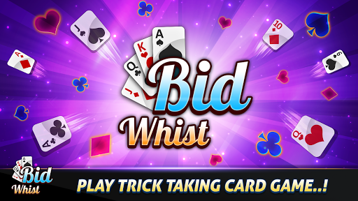 Bid Whist - Best Trick Taking Spades Card Games 12.2 screenshots 1
