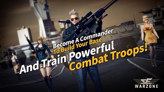 CROSSFIRE: Warzone - Strategy War Game 10160 Screenshots 10