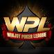 WPL : 텍사스 홀덤, 토너먼트, 싯앤고