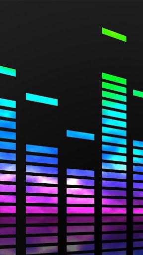 Music Sound Live Wallpaper  Screenshots 3