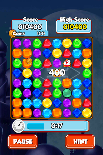 Bedazzled Gems For PC Windows (7, 8, 10, 10X) & Mac Computer Image Number- 6