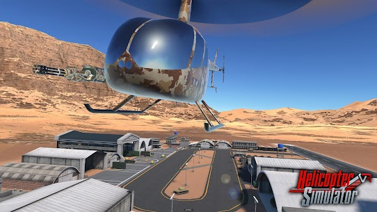 Helicopter Simulator 2021 MOD APK 1.0.1 (Unlocked Helicopter/Levels) 15