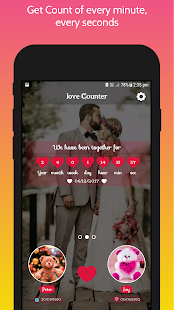 Love Counter - Days in Love