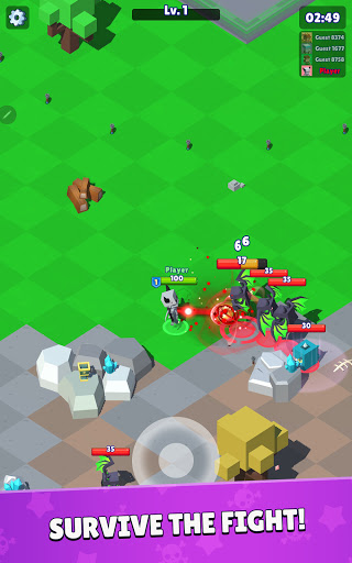 Hunt Royale screenshots 9
