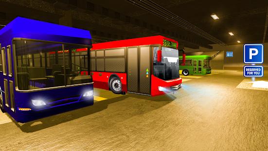 coach bus parking simulator 3d hack
