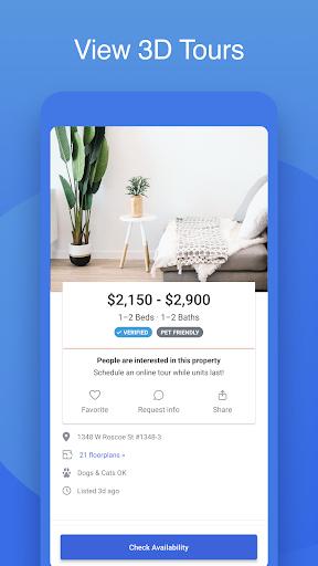 Zumper - Apartment Rental Finder 4.15.16 Screenshots 6