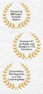 StoryShots v1.9.980 MOD APK – Book Summary, Read Faster & More 3