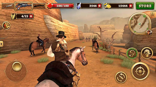 West Gunfighter goodtube screenshots 7