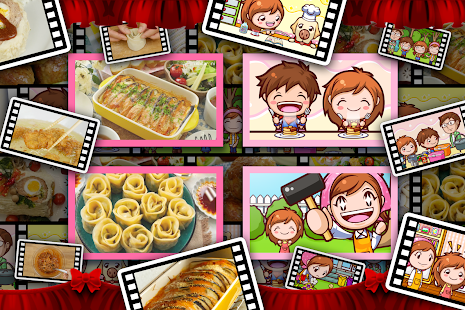 Cooking Mama: Let's cook! Screenshot
