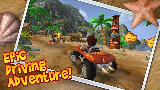 Beach Buggy Blitz Screenshot