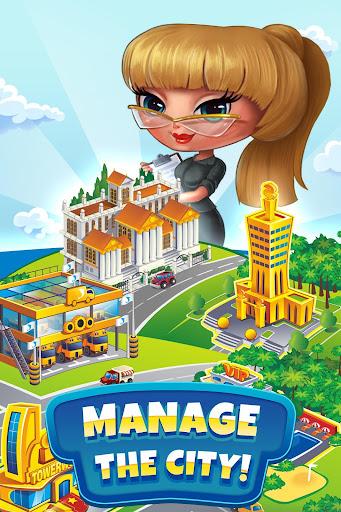 Pocket Tower: Building Game & Megapolis Kings 3.20.7 screenshots 18